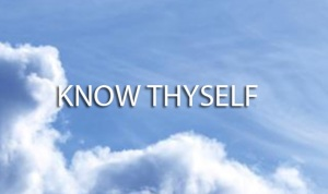 """Why """"First Know Thyself"""" is Bad Advice"""